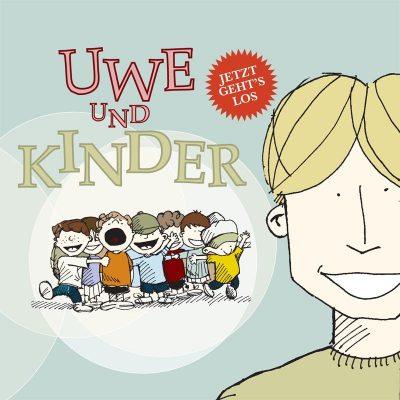 Kindermusiker aus der Eifel ♫ Uwe Reetz ♫ Jetzt gehts los