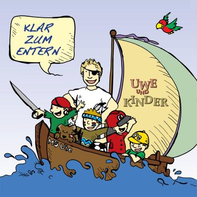 Kindermusiker aus der Eifel ♫ Uwe Reetz ♫ Klar zum Entern