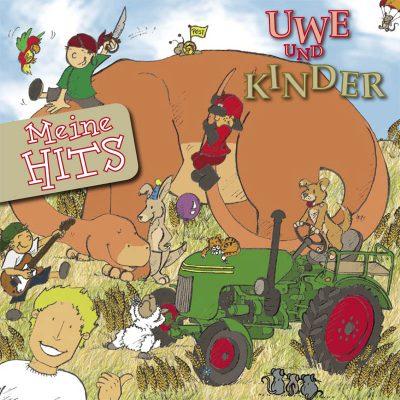 Kindermusiker aus der Eifel ♫ Uwe Reetz ♫ Meine Hits