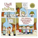 Kindermusiker aus der Eifel ♫ Uwe Reetz ♫ Von Rittern, Kaulquappen und anderen Blüten