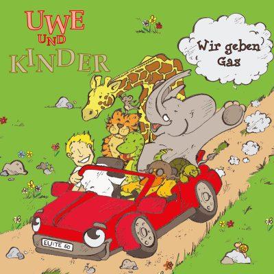 Kindermusiker aus der Eifel ♫ Uwe Reetz ♫ Wir geben Gas