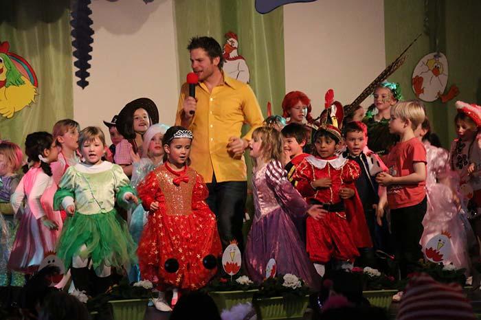 Kindermusiker aus der Eifel ♫ Uwe Reetz ♫ Auftritt mit Uwe Reetz 5