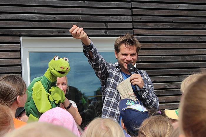 Kindermusiker aus der Eifel ♫ Uwe Reetz ♫ Auftritt mit Uwe Reetz 1